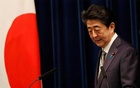 Japan's Prime Minister Shinzo Abe attends a news conference in Tokyo, Japan, Dec 9, 2019. REUTERS