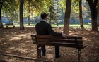 Dr Ahmed in a park in Gaziantep, Turkey in November 2019. He was detained by the Syrian military and subjected to beatings, electric shocks and mock executions. The New York Times
