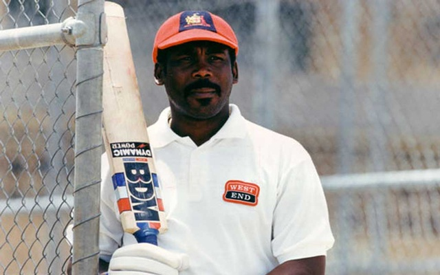Gordon Greenidge. Photo courtesy: www. gordongreenidge.com