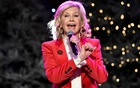 FILE PHOTO: Olivia Newton-John performs before the 85th annual Hollywood Christmas Parade in Los Angeles, California, US November 27, 2016. Reuters