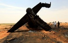 Military plane crash in Sudan's West Darfur leaves 18 dead