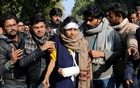 Behind campus attack in India, some see a far-right agenda
