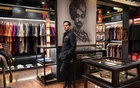 The Indian fashion designer Raghavendra Rathore in his store in an upscale neighbourhood in New Delhi, India, Jan. 7, 2020. Zegna, the Italian men's wear and manufacturing behemoth, expanded its global footprint further by partnering with Reliance Brands — part of the largest publicly listed company in India, Reliance Industries Group — to each purchase a 12.5 percent stake in Rathore's Future 101 Design, the parent company of his Raghavendra Rathore Jodhpur brand. (Saumya Khandelwal/The New York Times)