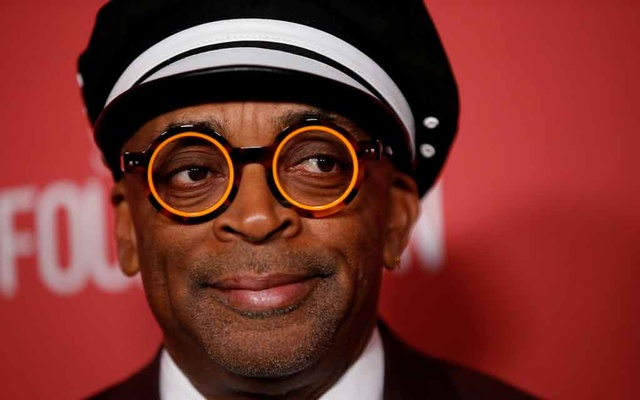 The SAG-AFTRA Foundation 3rd Patron of the Artists Awards - Arrivals - Beverly Hills, California, US, Nov 8, 2018 - Patron of the Artists Awards Recipient Spike Lee poses. REUTERS