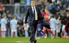 File Photo: Barcelona coach Ernesto Valverde. Football - La Liga Santander - Celta Vigo vs FC Barcelona - Balaidos, Vigo, Spain - April 17, 2018. REUTERS