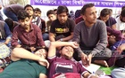 Two DU students fall sick during hunger strike for Dhaka vote day change