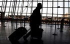 International travellers arrive at John F Kennedy international airport in New York City, US, Feb 4, 2017. The United States is screening visitors from Wuhan, China at JFK and at airports in Los Angeles and San Francisco for people who may have symptoms of a new virus. REUTERS