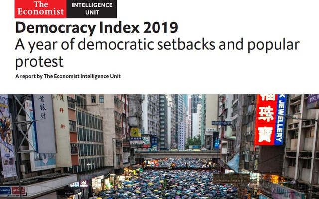 Bangladesh climbs up eight notches on Democracy Index