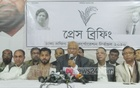 Awami League has brought arms and activists for Dhaka polls: BNP