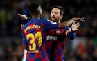 Teenager Fati back among the goals as Barca see off Levante