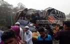 Separate road accidents kill 4 in Gazipur; Mymensingh's divisional commissioner among 30 hurt