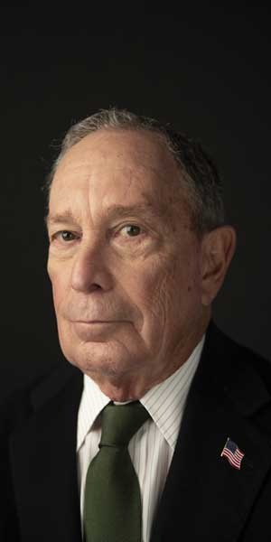 FILE -- Former New York City Mayor Michael Bloomberg, a Democratic presidential candidate, in New York on Jan. 4, 2020. The former mayor's philanthropy has been a boon for progressive causes, earning support from Democrats nationwide even as parts of his record give them pause. (Calla Kessler/The New York Times)