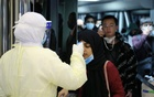 Representational Image: Passengers coming from China wearing masks to prevent a new coronavirus are checked by Saudi Health Ministry employees upon their arrival at King Khalid International Airport, in Riyadh, Saudi Arabia January 29, 2020. Reuters
