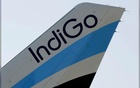 A logo of IndiGo Airlines is pictured on passenger aircraft on the tarmac in Colomiers near Toulouse, France, Jul 10, 2018. REUTERS