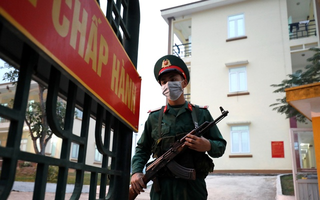 China finds spike in coronavirus cases in jails, officials fired