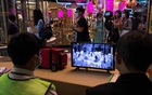 The temperatures of all shoppers entering the Siam Paragon mall in Thailand are monitored in an attempt to curb the coronavirus's spread, Jan 31, 2020. The New York Times