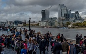 A view of London from the South Bank, Oct 18, 2019. Great Britain, preparing for trade talks with Brussels, is vowing to break with European Union rules but that could wall off a vast market for its exports. The New York Times