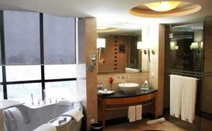 Views of the presidential suite at The Westin Dhaka. Photo taken from the hotel's website.