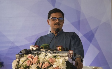 State Minister for Shipping Khalid Mahmud Chowdhury