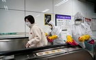S Korea reports 594 new coronavirus infections for total of 2,931