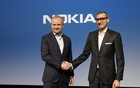 Nokia appoints Fortum CEO Lundmark to replace Suri from September