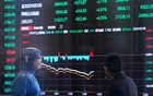Asian stocks fall on virus worry, China stock rally pauses