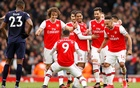 Lacazette strike extends Arsenal's unbeaten run