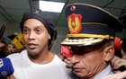 Former Barcelona forward Ronaldinho arrested in Paraguay - police