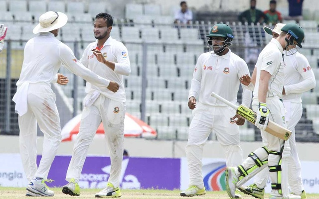Australia to tour Bangladesh for two Tests in June