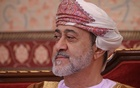 Oman's Sultan Haitham bin Tariq at al-Alam palace in Muscat, Oman Feb 21, 2020. REUTERS/FILE