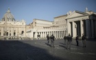 St Peter's Square at the Vatican in Rome, Mar 19, 2020. As Britain and the European Union respond to a public health emergency and economic crisis, they are abandoning dogmatic frugality. The New York Times