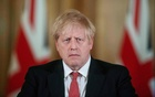 British Prime Minister Boris Johnson looks on during a coronavirus disease (COVID-19) news conference inside 10 Downing Street, London, Britain March 19, 2020. REUTERS
