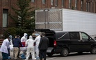 New York City deploys 45 mobile morgues as virus deaths strain funeral homes