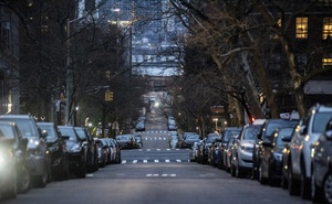 A deserted street in Brooklyn, March 30, 2020. The top scientists battling the coronavirus estimated Tuesday that the deadly pathogen could kill 100,000 or more Americans in spite of social distancing measures. (Johnny Milano/The New York Times)