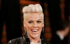 Singer Pink arrives at the 2014 Vanity Fair Oscars Party in West Hollywood, California Mar 2, 2014. REUTERS