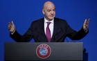 FIFA chief warns against re-starting football too early
