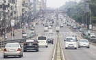 The government's 'stay-at-home unless emergency' orders are still intact, but due to the easing of the lockdown many private cars were out on the streets of Dhaka. Photo: Asif Mahmud Ove