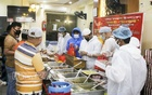A few shops at Bailey Road have begun selling Iftar items after 2pm as the government eased the shutdown during Ramadan.