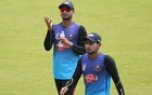 Shakib's Foundation and Mushfiqur jointly provide aid to poor in Bogura amid virus crisis