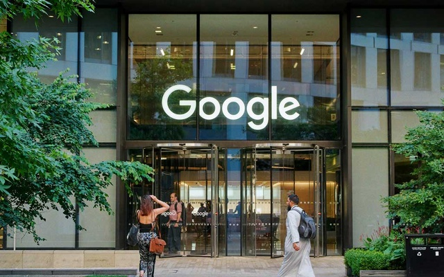 Google's offices in London on June 26, 2019. The New York Times