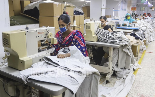 Bangladesh garment factories launch COVID-19 testing lab for workers