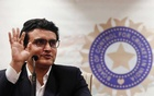 Former India captain Ganguly admitted to hospital after chest pain