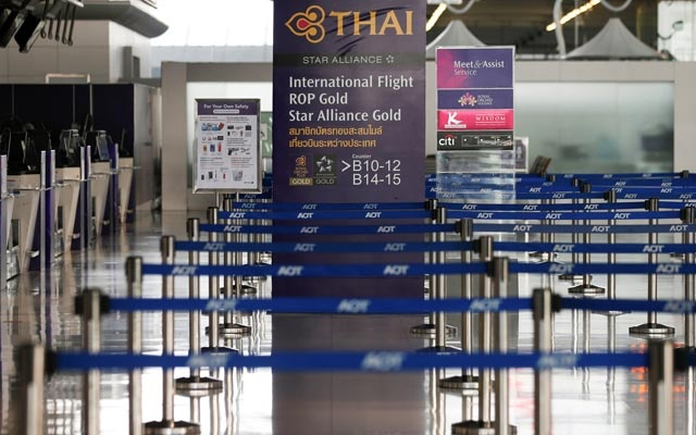 Thai Airways Files For Bankruptcy Protection; Agrees To Rehabilitation Plan