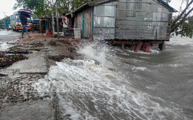 Cyclone Amphan commences landfall process, says IMD