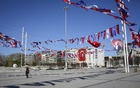 A mostly-empty Taksim Square in Istanbul, Apr 24, 2020. A strict weekend curfew quiets the city's joyous commotion, but offers up new moments of breathtaking beauty, both spiritual and natural. And essential sweets are still delivered. The New York Times