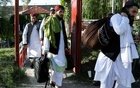 Newly freed Taliban prisoners walk in Pul-i-Charkhi prison, in Kabul, Afghanistan May 26, 2020. REUTERS/Mohammad Ismail