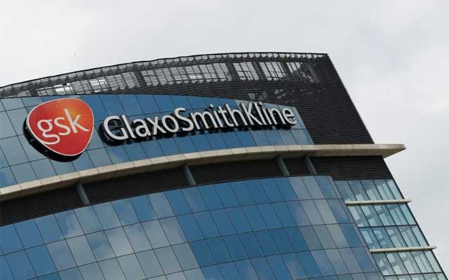 General view outside GlaxoSmithKline (GSK) headquarters in Brentford, following the outbreak of the coronavirus disease (COVID-19), London, Britain, May 4, 2020. REUTERS