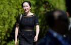 Huawei Technologies Chief Financial Officer Meng Wanzhou leaves her home to attend a court hearing in Vancouver, British Columbia, Canada May 27, 2020. REUTERS