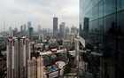 A general view of Mumbai's central financial district, India June 13, 2017. REUTERS