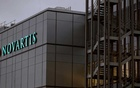 Swiss drugmaker Novartis' logo is seen at the company's plant in the northern Swiss town of Stein, Switzerland Oct 23, 2017. REUTERS/FILE